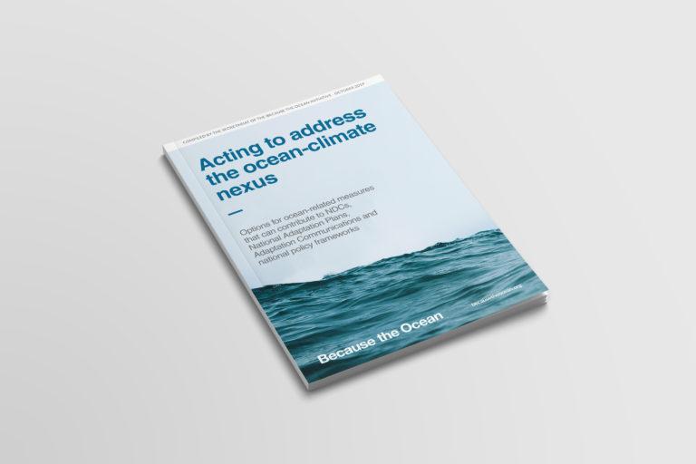 Acting Ocean Climate Nexus